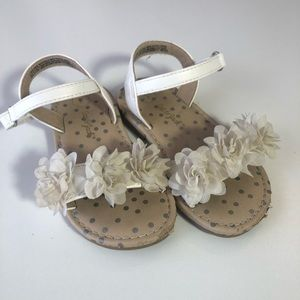 FREE WITH ITEM OVER $15! 7 Toddler Girl Sandals